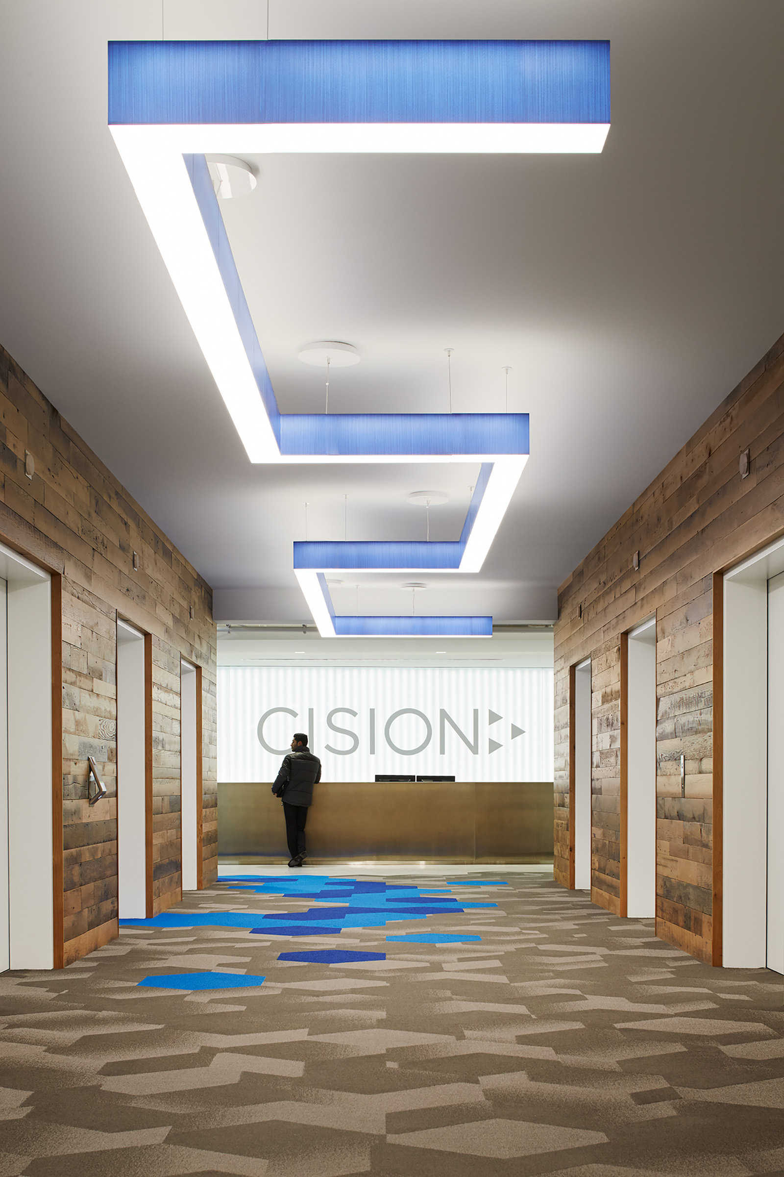 Gallery Corporate Cision Cooledge Lighting